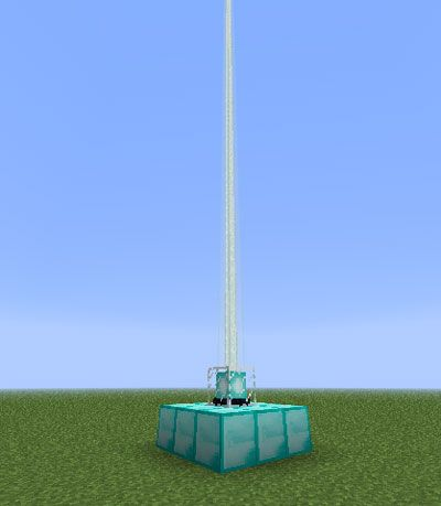 beacon-minecraft-designe