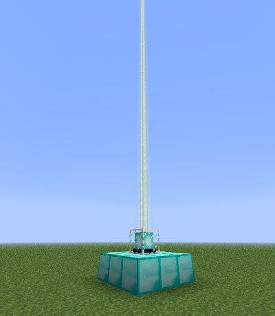 beacon-minecraft-designe