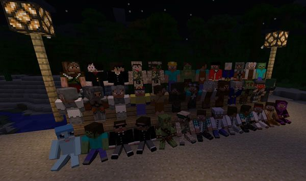custom-npc-minecraft-mod-skins-night