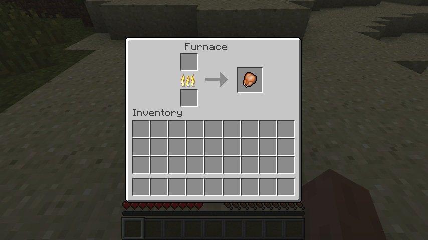 kurczak-minecraft
