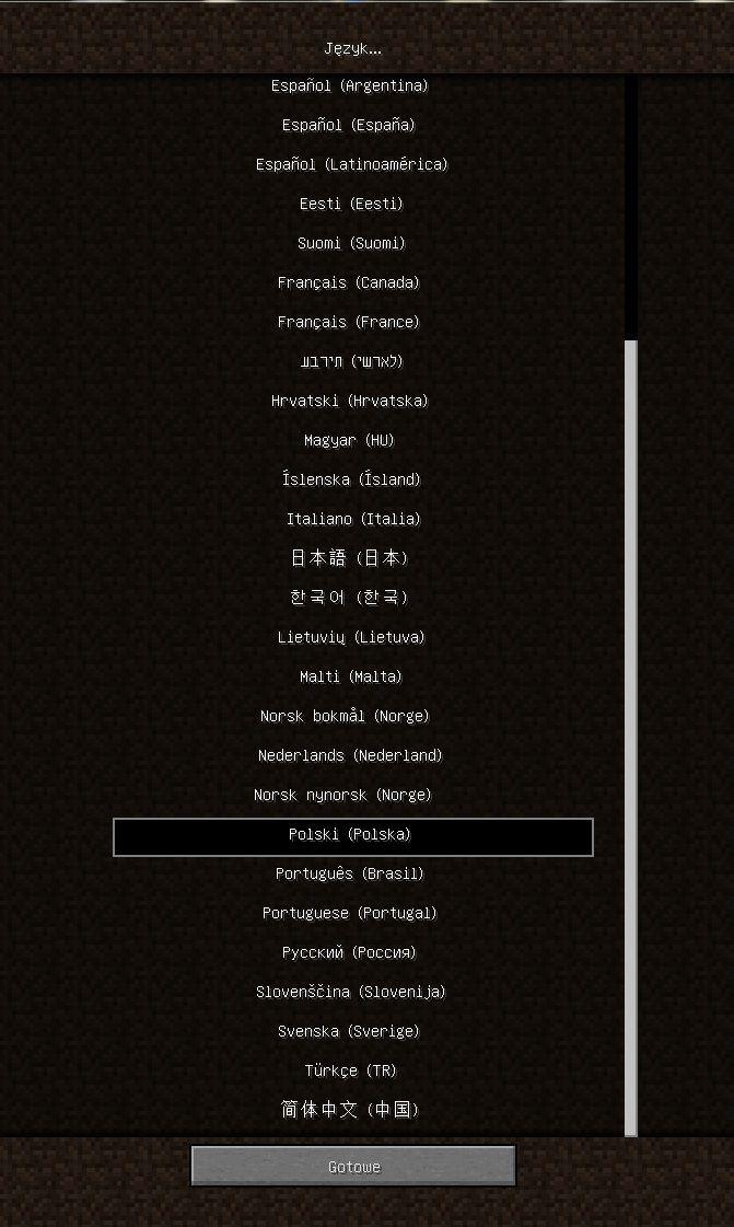 language-list