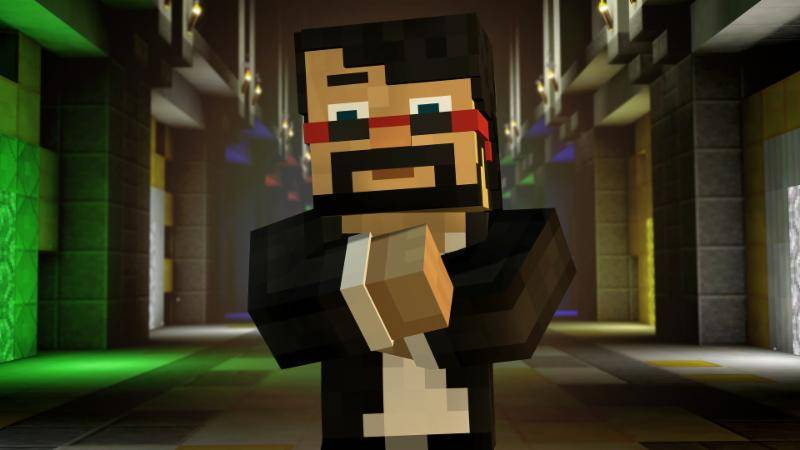 minecraft story mode epizod 6 captainsparklez