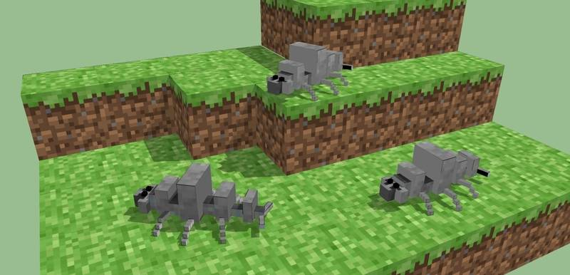 minecraft_silverfish