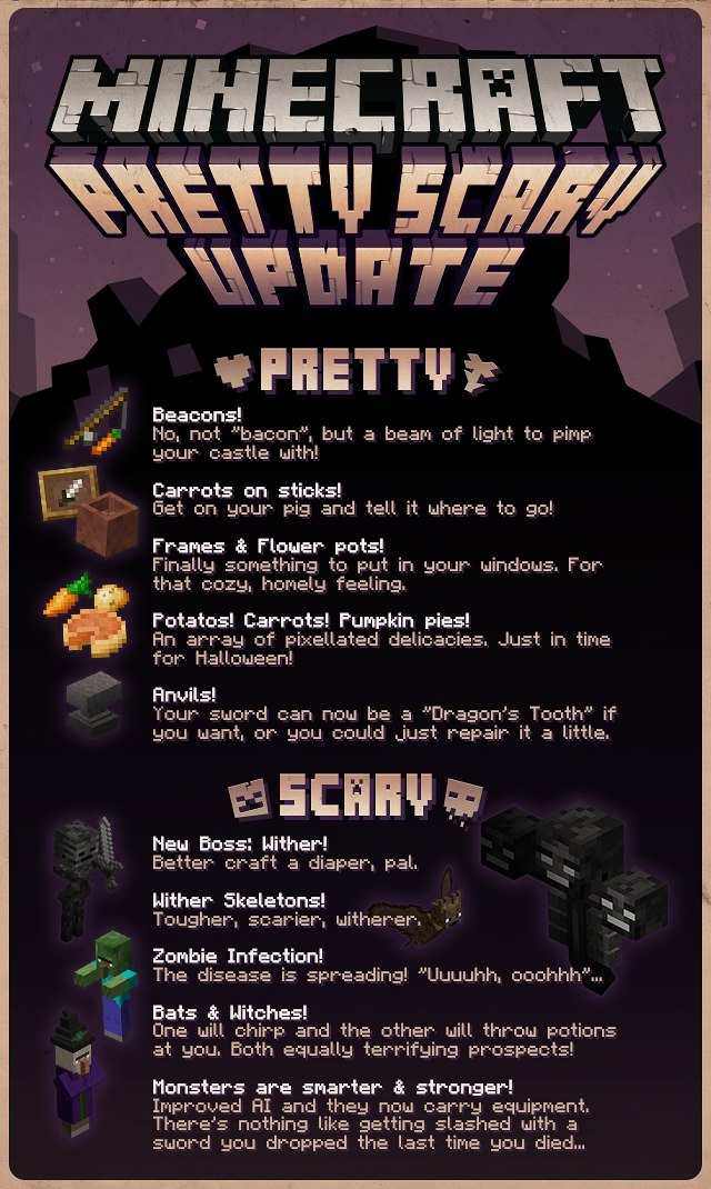 PrettyScary Minecraft 1.4