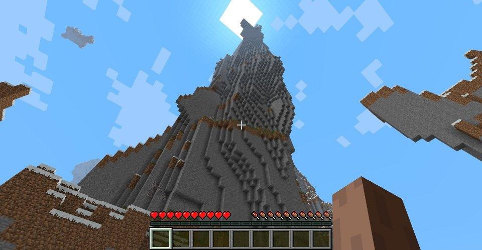 szczyt-minecraft