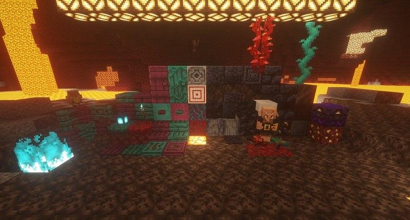 default minecraft resourcepacks texture comparsion