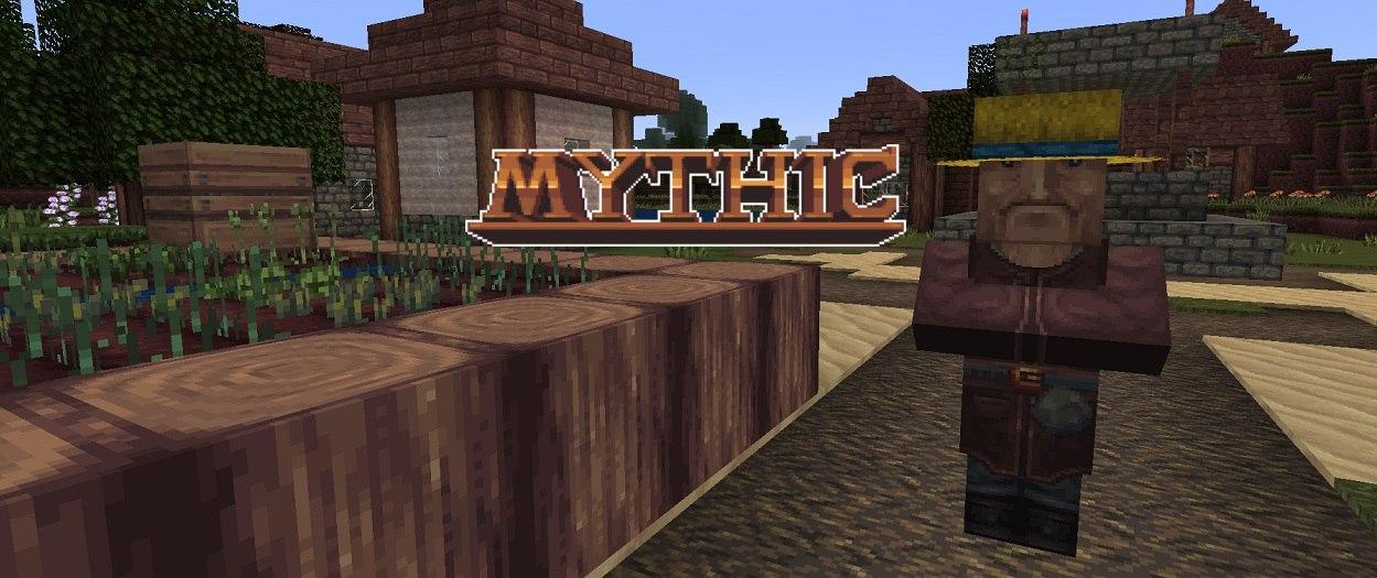 MYTHIC 32x paczka tekstur zasobow minecraft 1.15