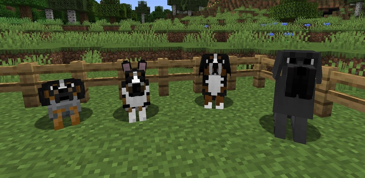 better dogs resource pack minecraft img2
