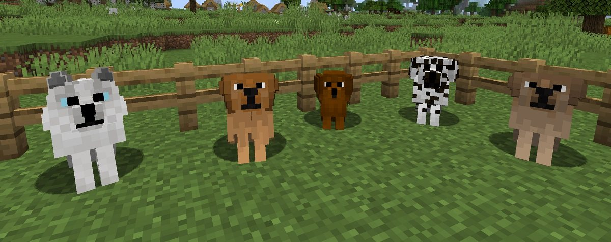 better dogs resource pack minecraft img3