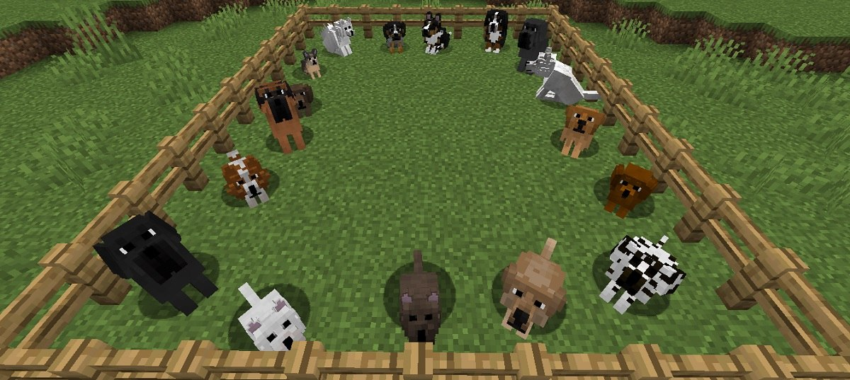 better dogs resource pack minecraft img5