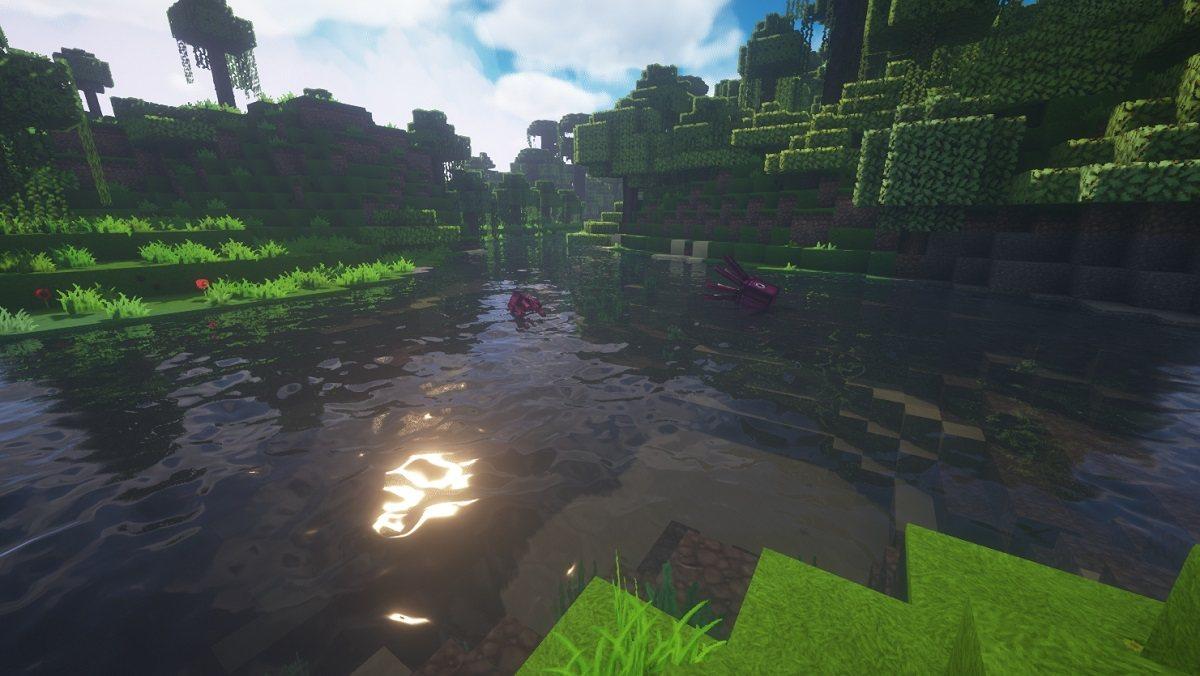 ChromaHills RPG tekstury minecraft krajobraz 1