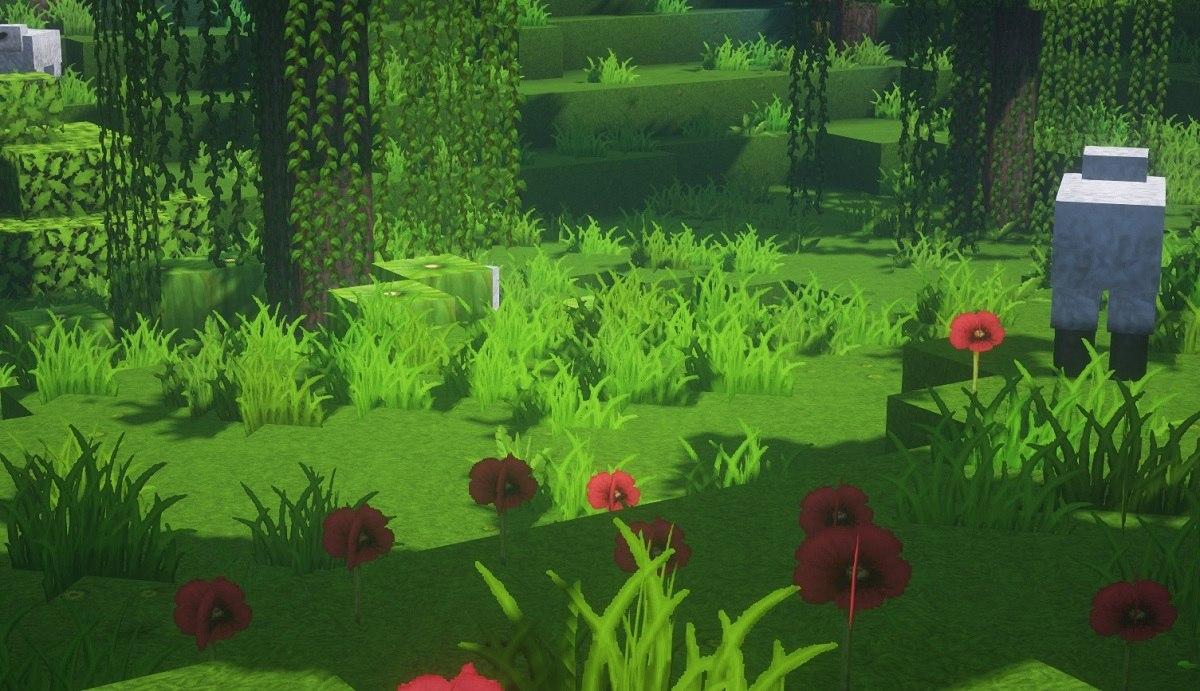 ChromaHills RPG tekstury minecraft krajobraz 2