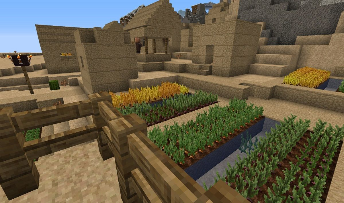 clarity resource pack x32 1.13 1.12 paczka tekstur minecraft default img1
