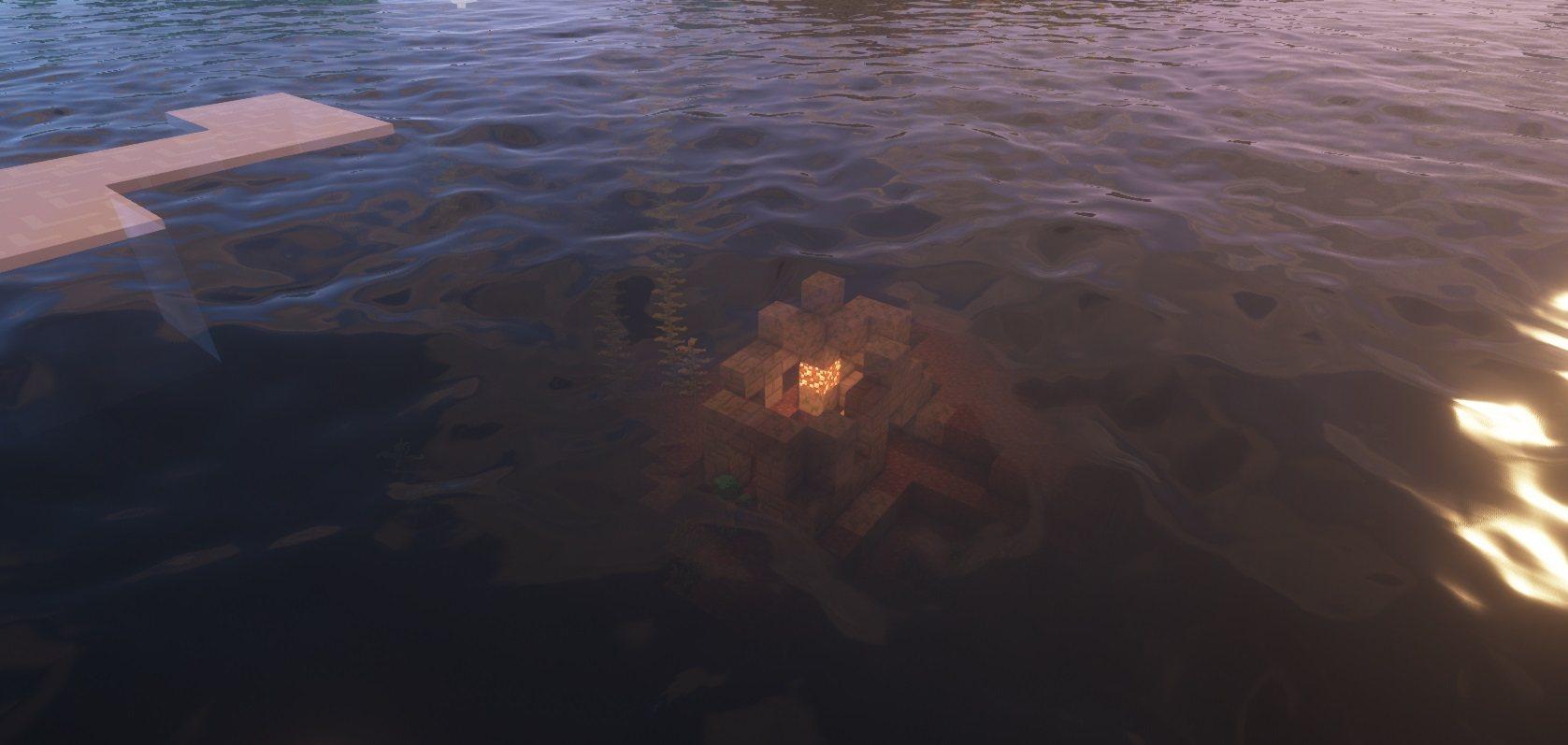 dandelion shadery BSL 1.15.2 minecraft utopiec