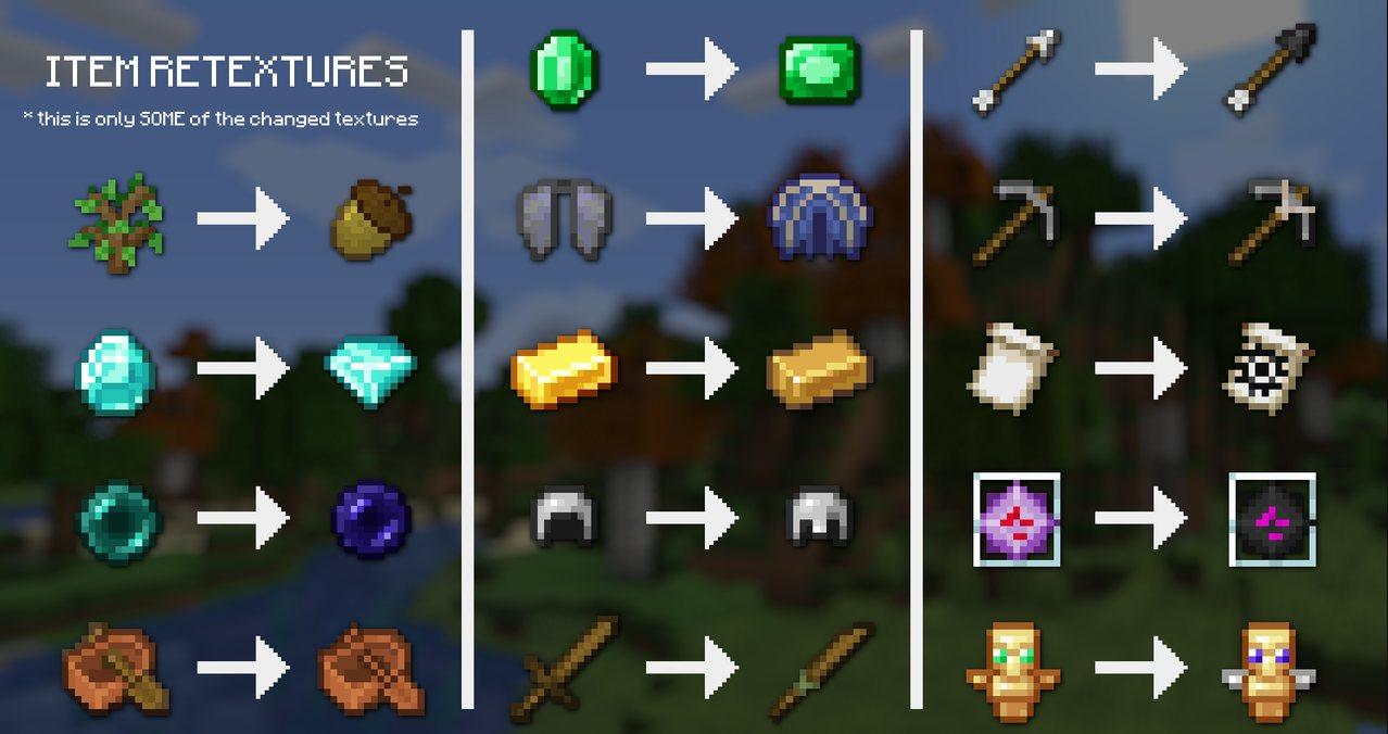 defaultex zmienione tekstury podstawowe przyklady 2