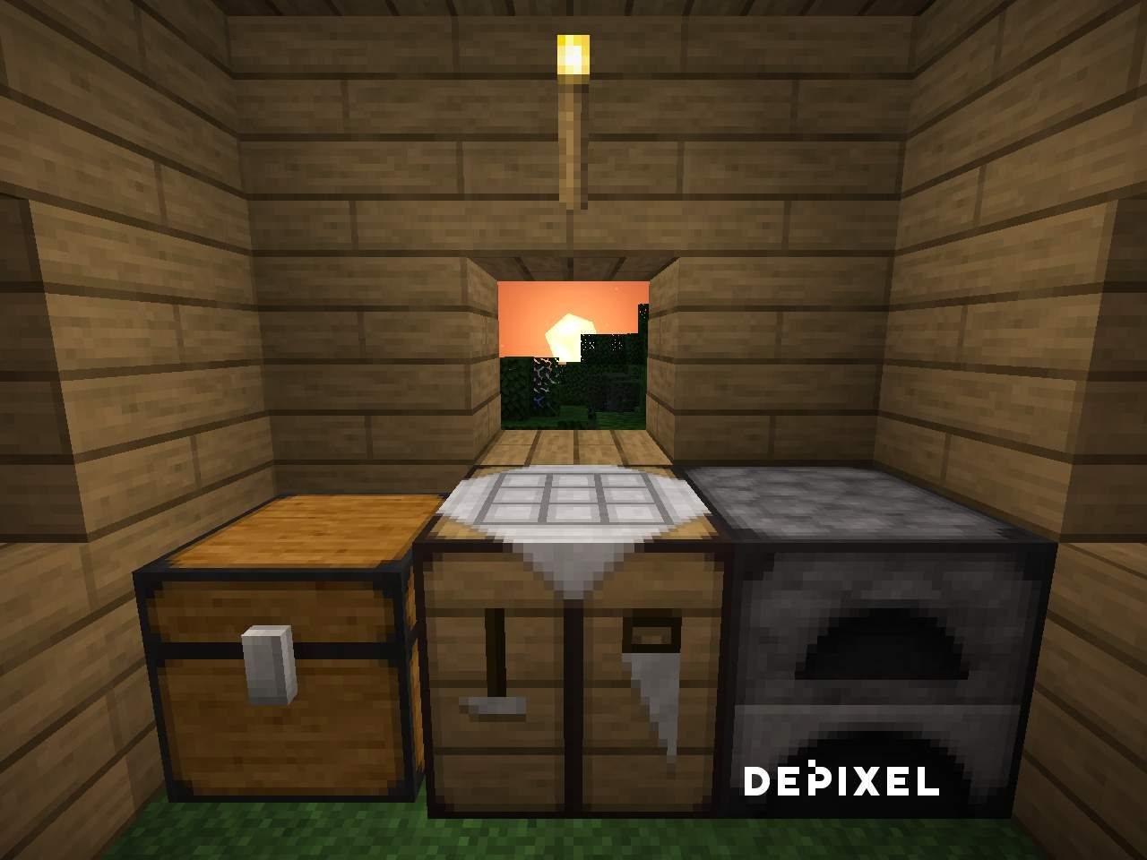 depixel default 32x32 minecraft img2