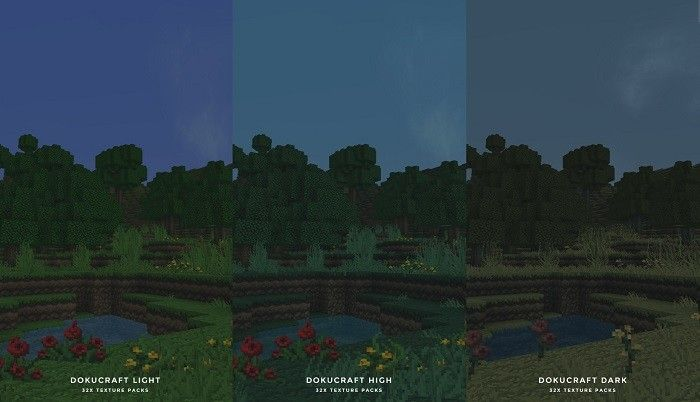 dokucraft txt 1.8 minecraft