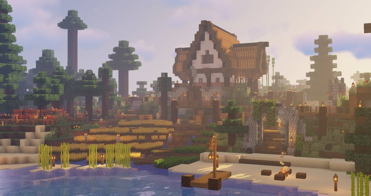 jicklus resource pack 1.14.4 minecraft img1