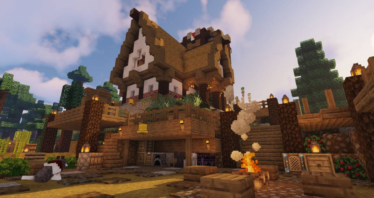 jicklus resource pack 1.14.4 minecraft img5
