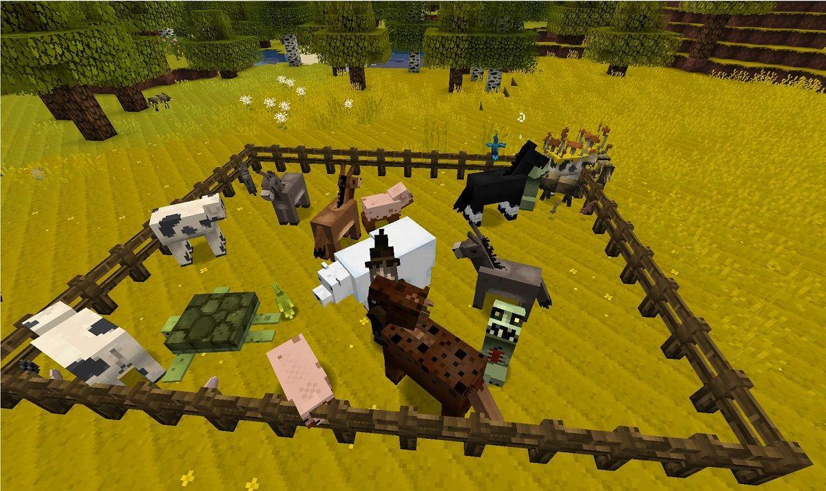 jolicraft tekstury 1.13 minecraft galeria 3