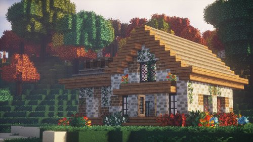 mizunos 16 craft resource pack paczka zasobow 1.14.4 1.15 img3