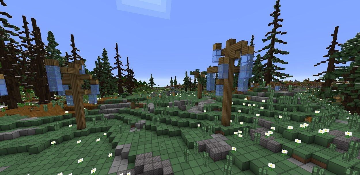 oCd tekstury Minecraft 1.16.2 img 1