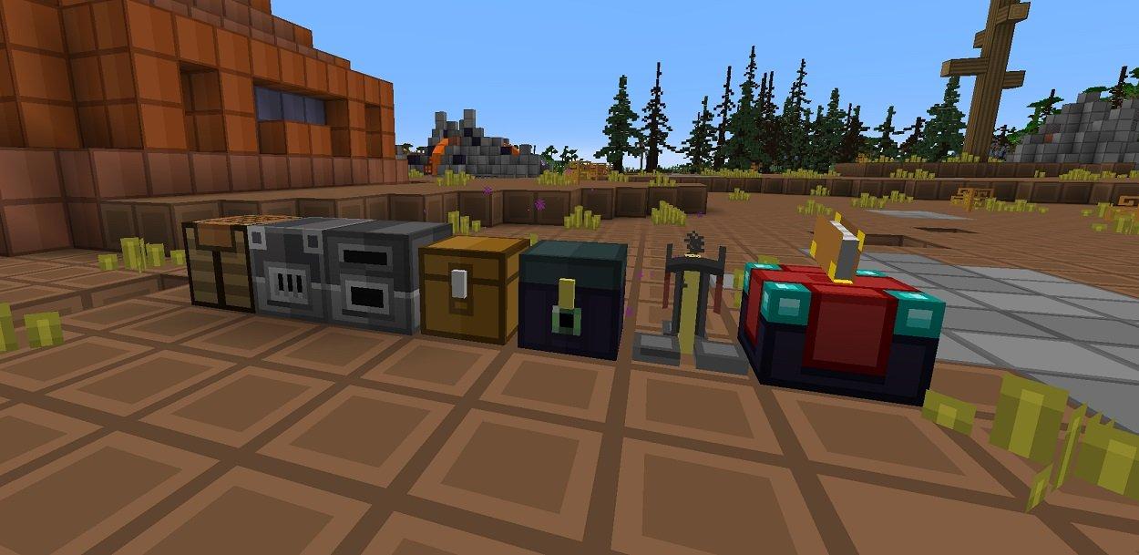 oCd tekstury Minecraft 1.16.2 img 3