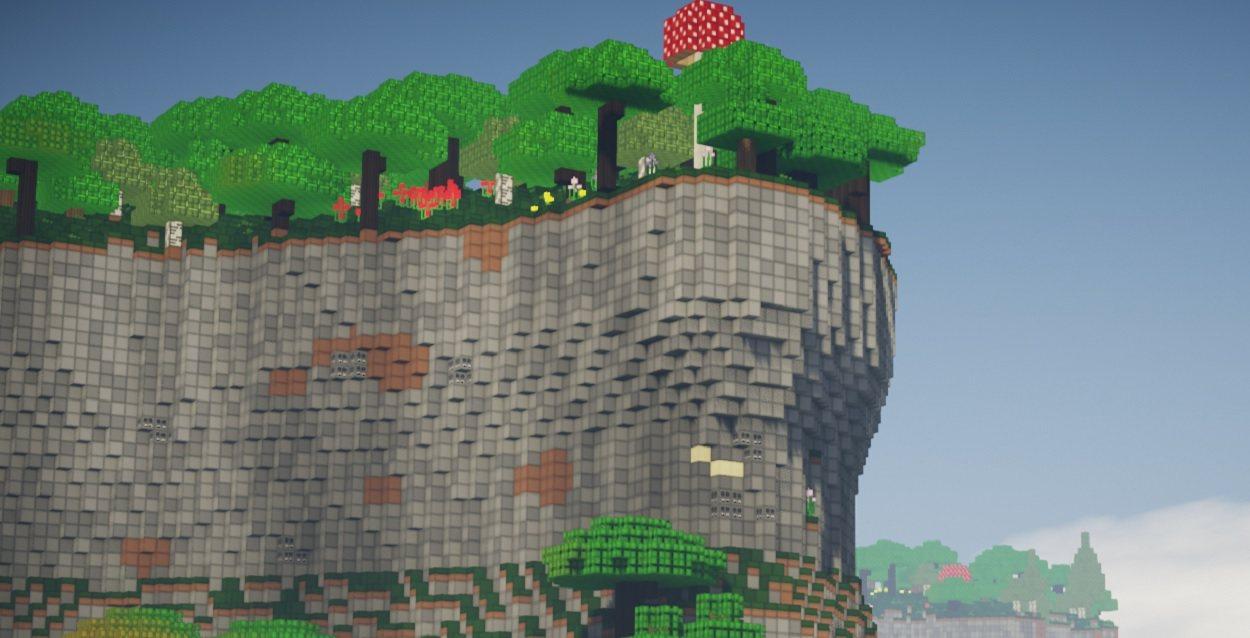 oCd tekstury Minecraft 1.16.2 img 6