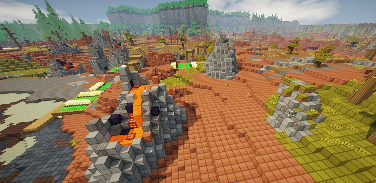 oCd tekstury Minecraft 1.16.2 img 7