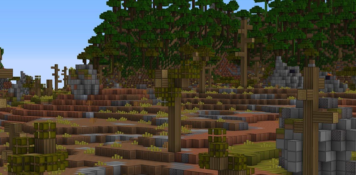 oCd tekstury Minecraft 1.16.2 img 8