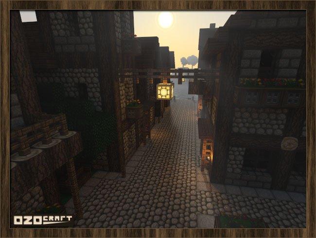 ozo-craft-wioska