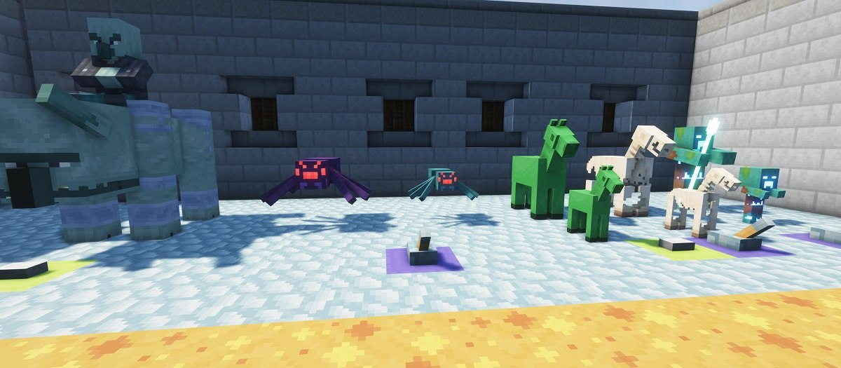 PastelCraft resourcepack mobs 3