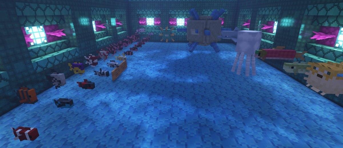 PastelCraft resourcepack mobs 4