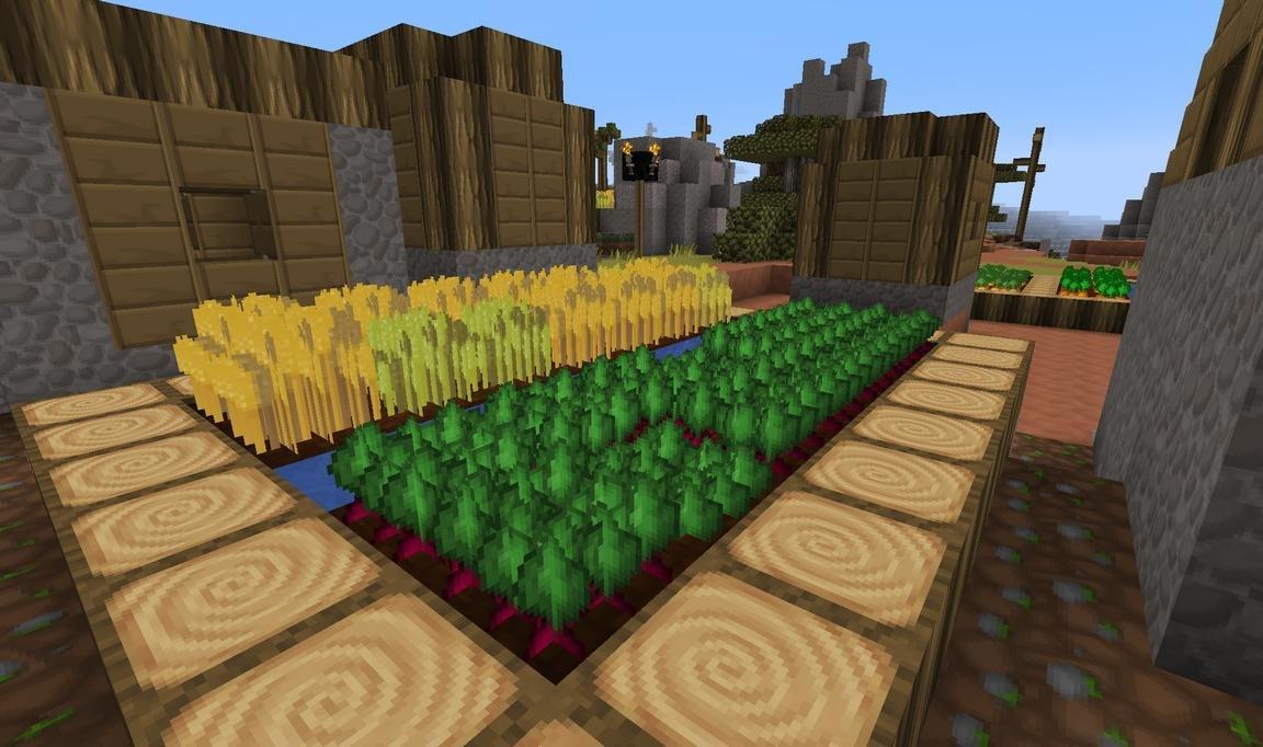 pureBDcraft compare default uprawy 1