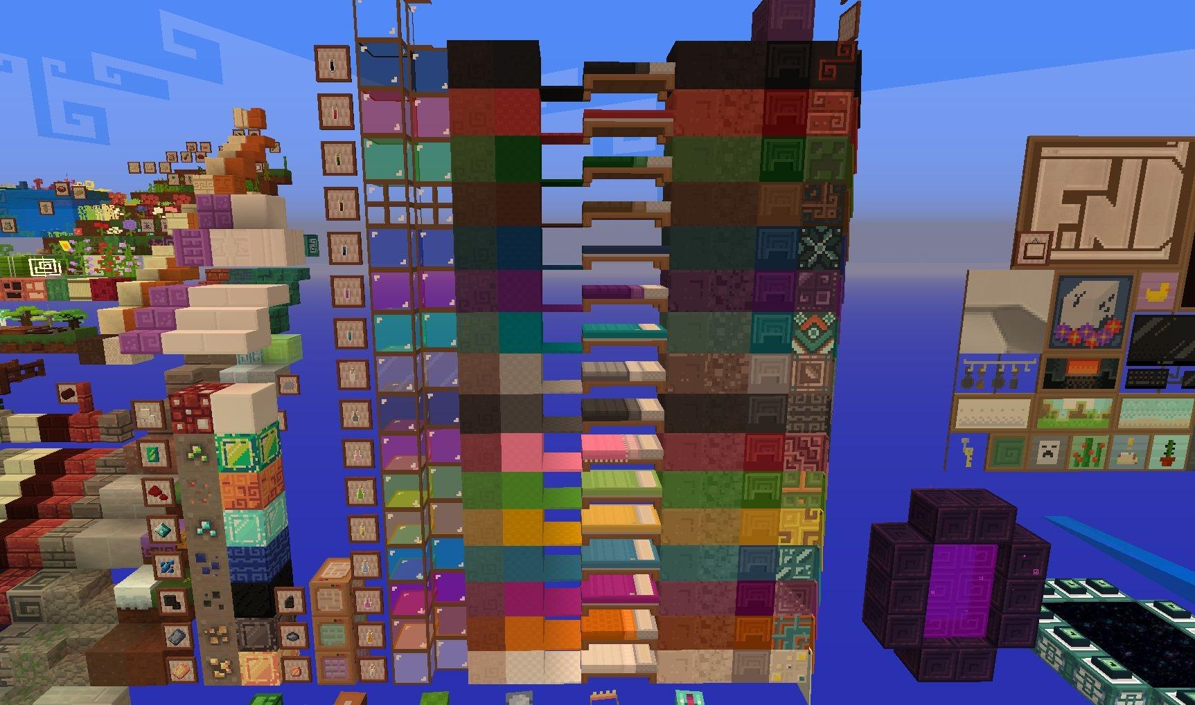 the find overgrown tekstury 1.15.1 1.14.4 bloki budowlane 2