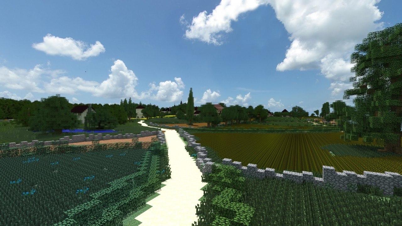 19 wieczne miasto w minecraft galeria 7