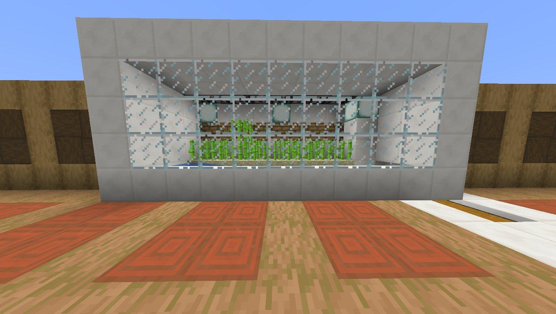 automatyczne farmy minecraft 1.13 trzcina cukrowa
