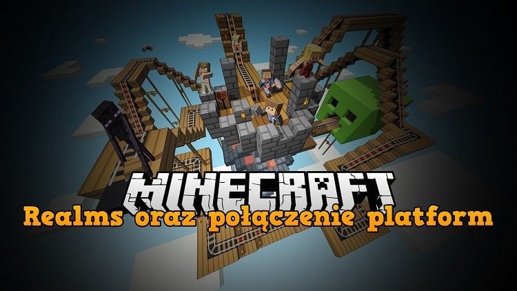 minecraft pocket realms cros play win 10 ios android gear vr