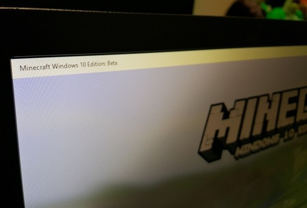 minecraft windows 10 beta aktualizacja