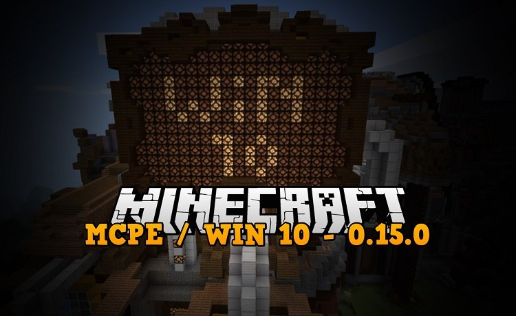 windows 10 update 0.15.0 mcpe