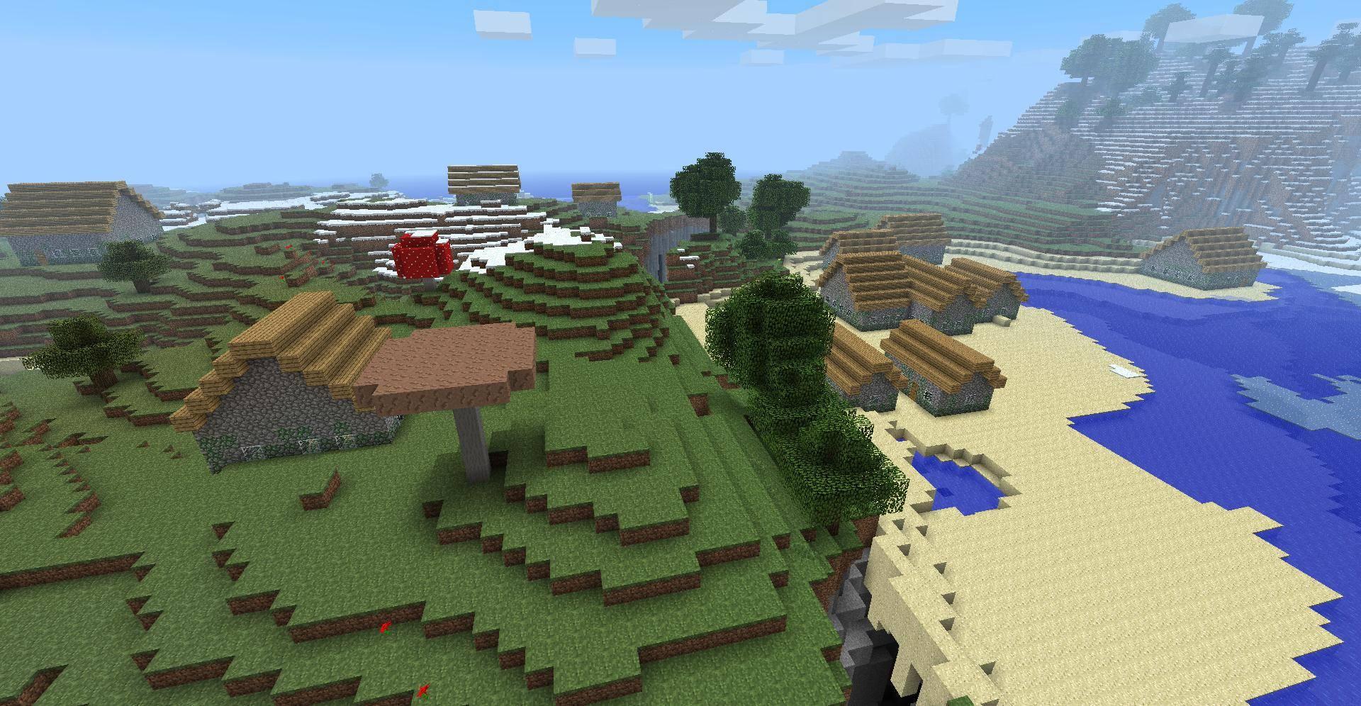 wioski-npc-minecraft