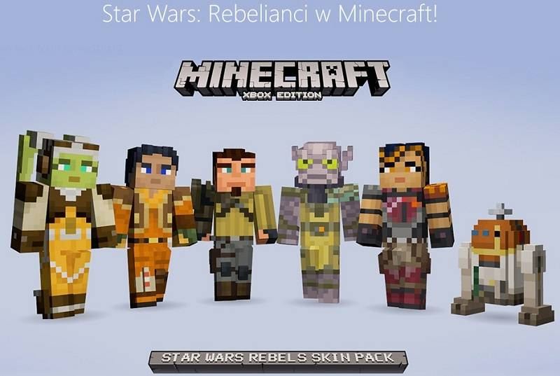 star wars rebels skinpack paczka xbox 360 one