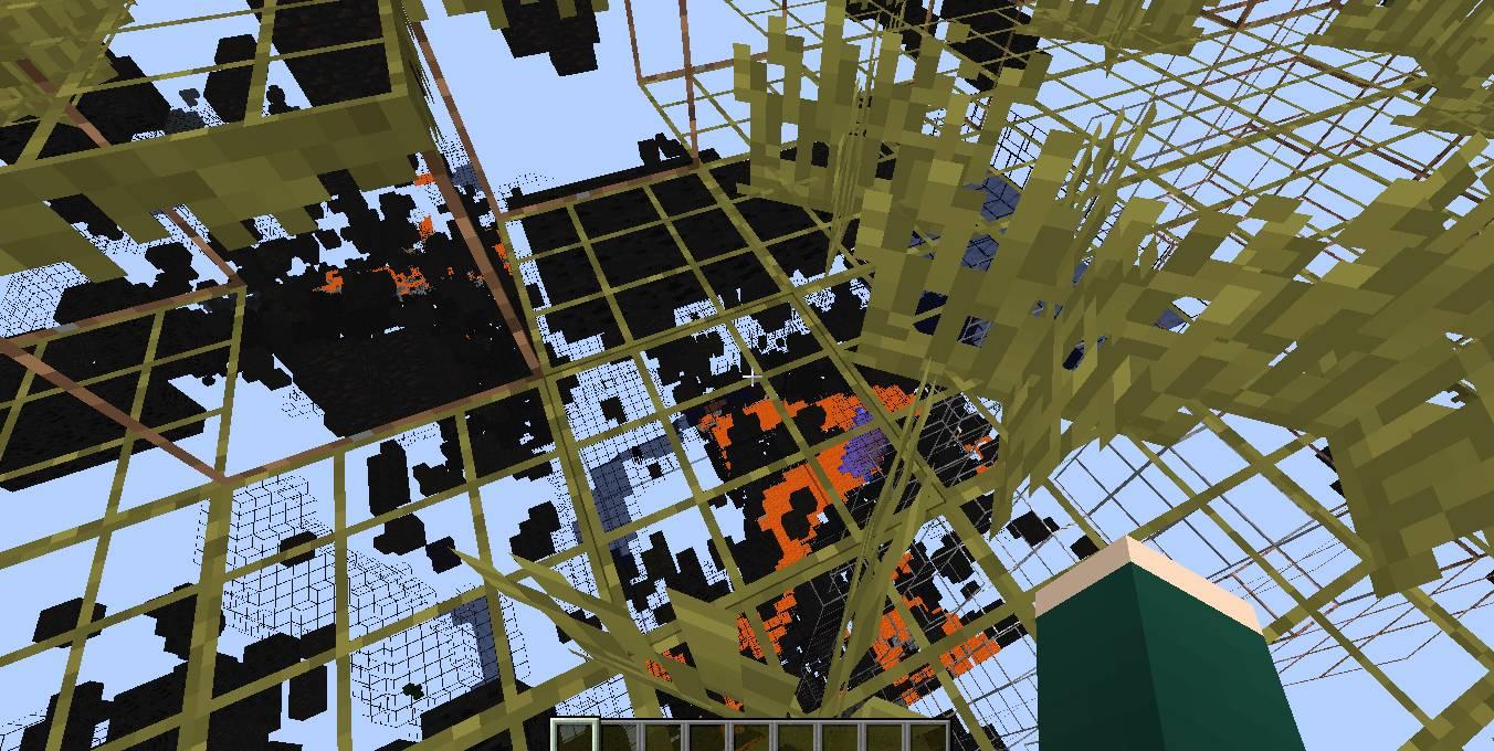 xray minecraft ultimate resource pack paczka zasobow