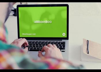 MacBook Pro Retina | Mockuper.net