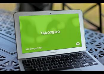 MacBook Air | Mockuper.net