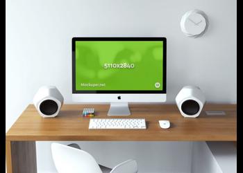 iMac 5k | Mockuper.net