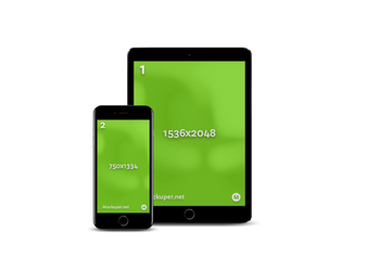 Multiple devices | Mockuper.net
