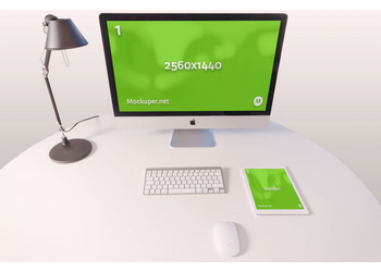 iMac & iPad | Mockuper.net