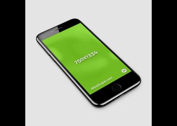 iPhone 7 Perspective | Mockuper.net