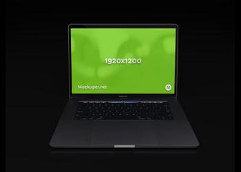 MacBook Pro 2016 | Mockuper.net